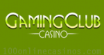 Gaming Club Casino Online