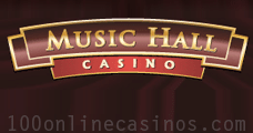Music Hall Online Casino