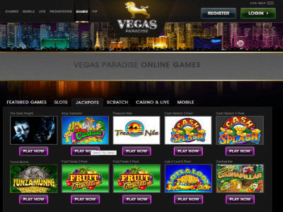online casino test rs