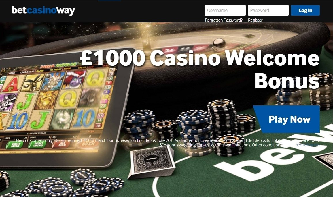 the betway casino