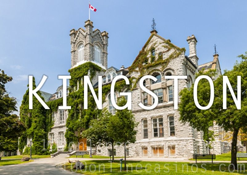 Kingston Online Casinos Canada