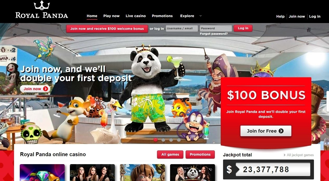 Casino Ruby Fortune Norge