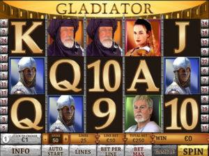gladiatror slot