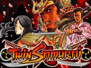 twin samurai game