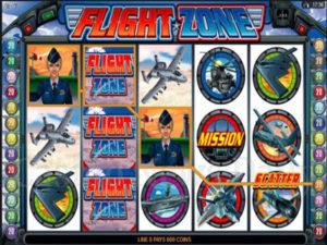 flight zone pokie
