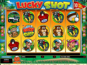 lucky shot game