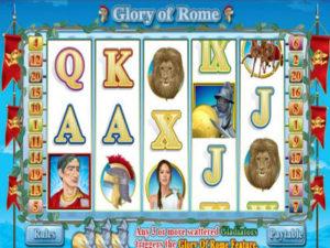 glory of rome game