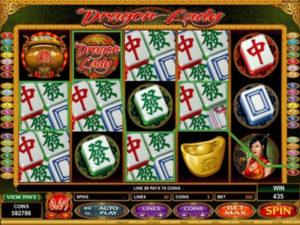 dragon lady game