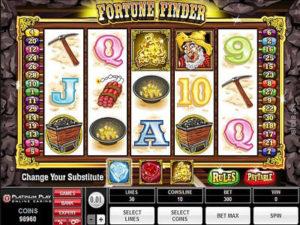 fortune finder