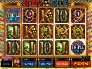 ruby of the nile game