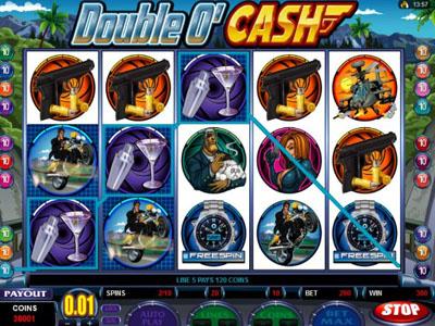 Double O' Cash